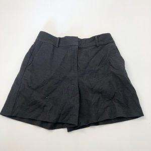 Ann Taylor Black Dress Shorts Size 8